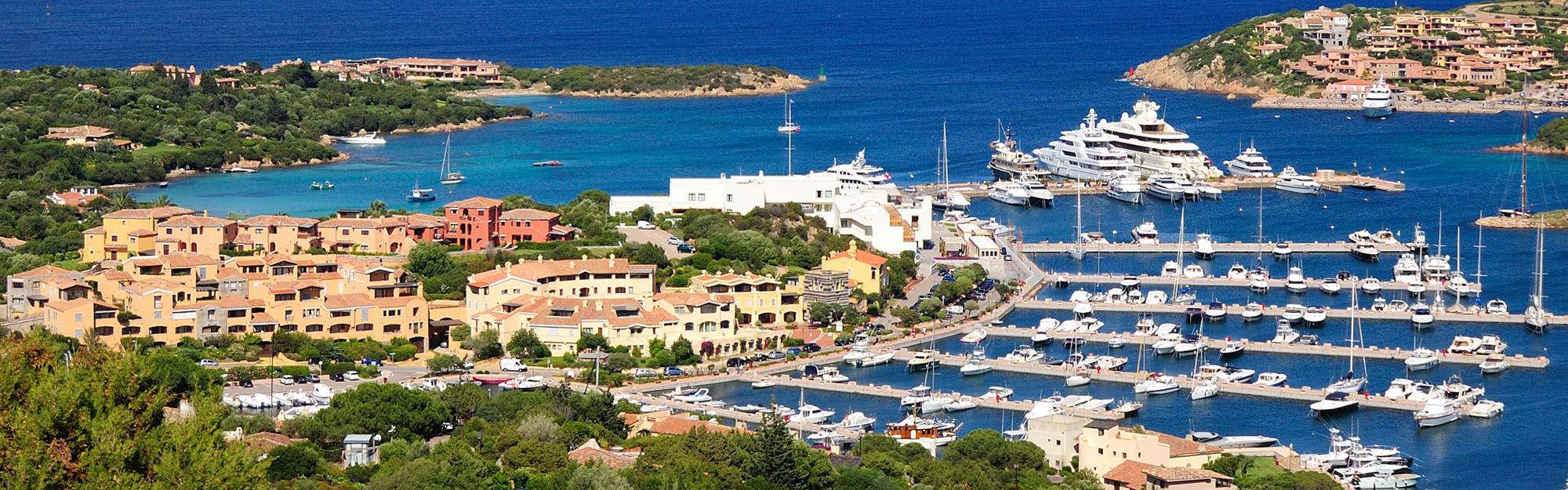 Seastarshipping Maritime Agecny Costa Smeralda Sardegna