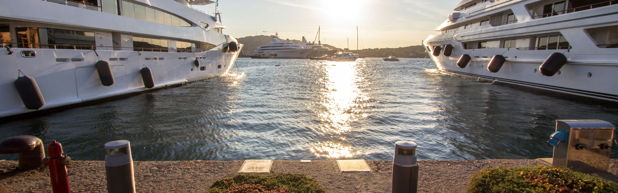 Yacht Berth Reservation Seastar Shipping