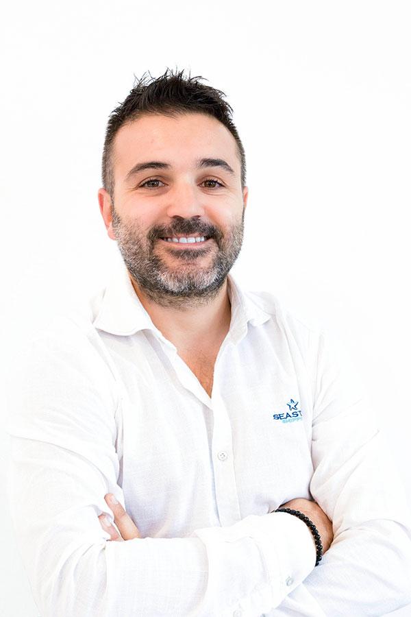 Daniele Melis Seastar Shipping
